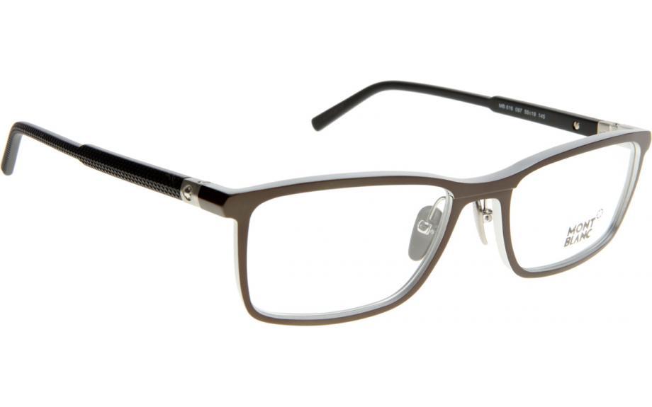 34e6a78850 Mont Blanc MB0616 097 55 Prescription Glasses