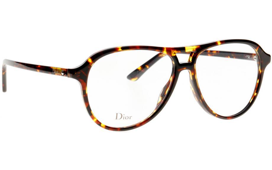 274540be26 Dior Montaigne 52 P65 54 Prescription Glasses