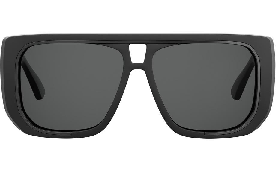 5e24980ee87d Moschino MOS021/S Sunglasses. zoom. 360° view. Frame: Matte black