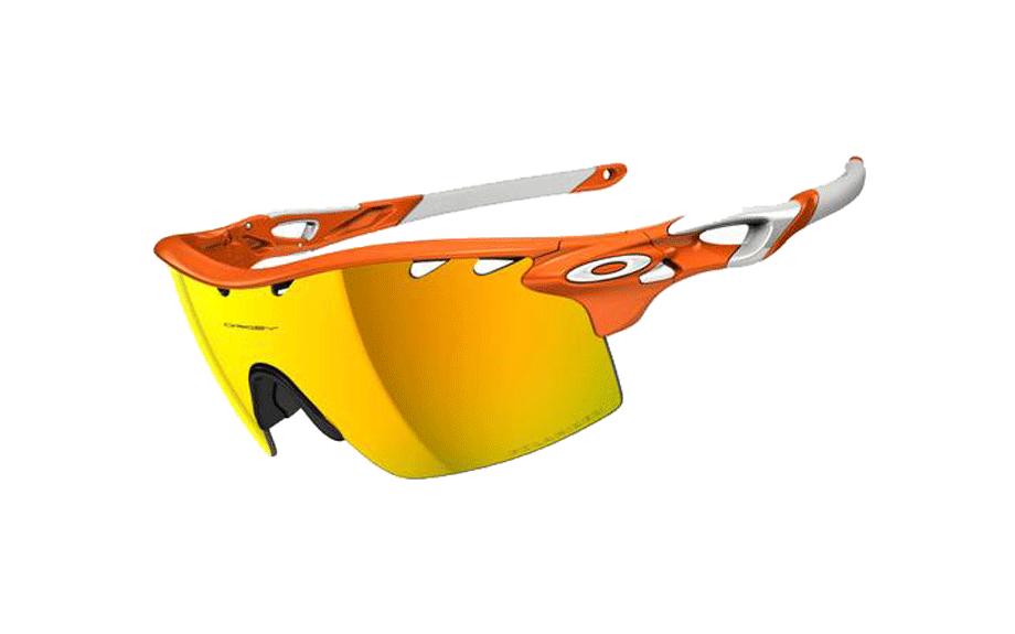 Orange Oakley Sunglasses
