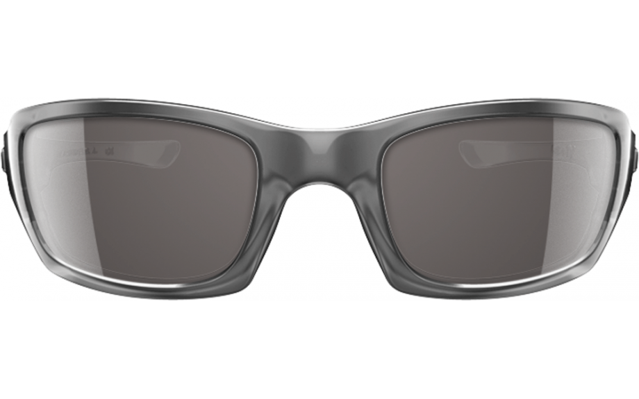 08da2c6f6d6fa zoom. 360° view. model shot. Click to view product videos. Oakley  prescription sunglasses overview. Frame  Grey Smoke Lens  Warm Grey