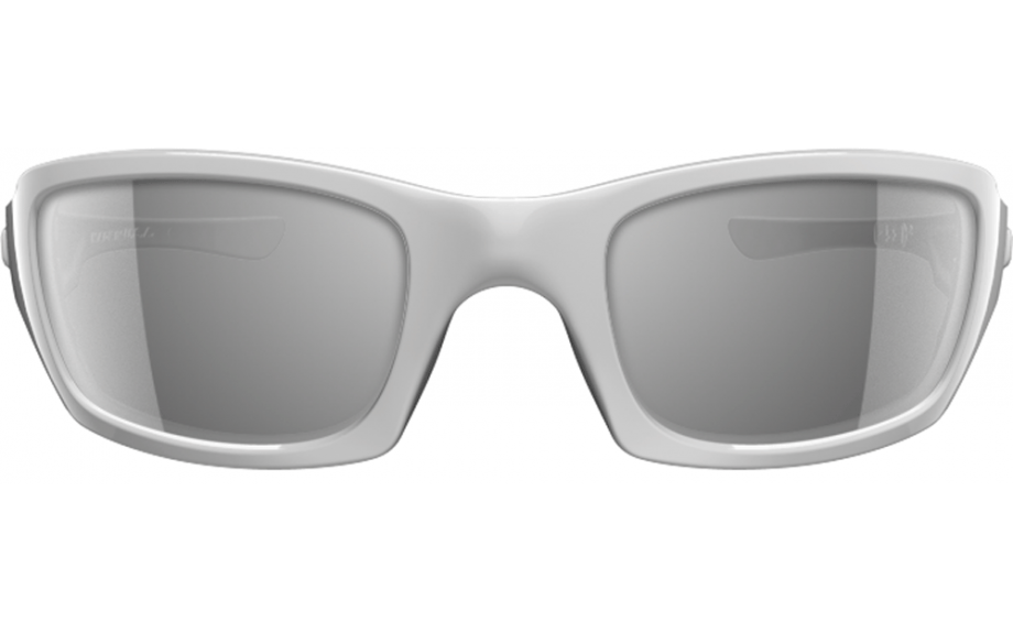 c3bbe70e75 zoom. 360° view. Click to view product videos. Oakley prescription  sunglasses overview. Frame  Polished White