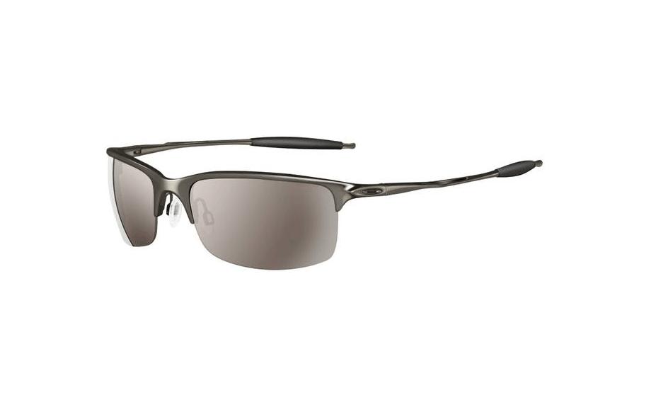 0e86bb8f10ca Oakley Half Wire 2.0 Sunglasses. zoom. 360° view. Frame: Black Chrome Lens:  Tungsten Iridium