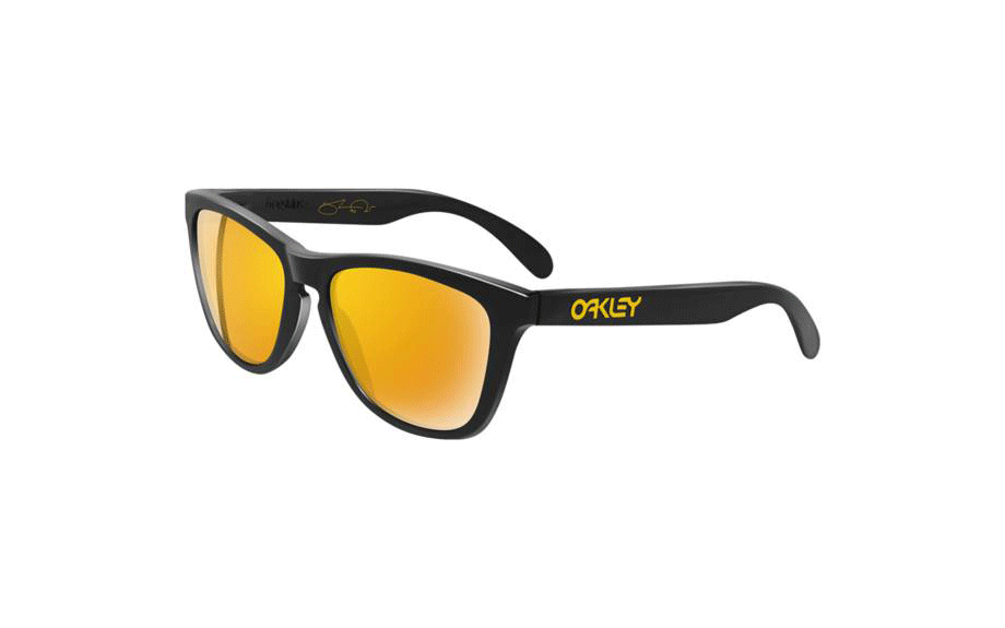 2c5a5166dc Oakley Shaun White Signature Frogskins 24-272 Sunglasses