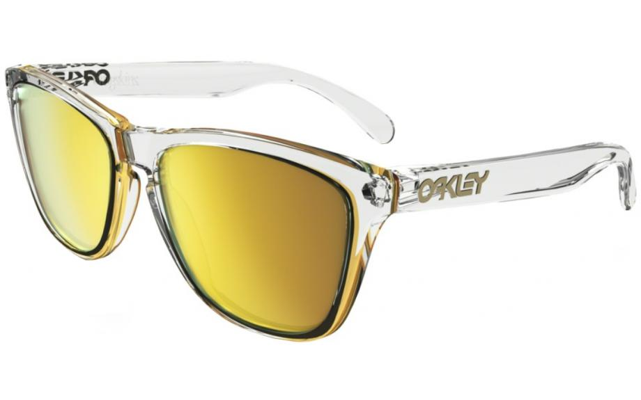 45de0677c7 Oakley Frogskins Crystal Collection OO9013-A4 Sunglasses