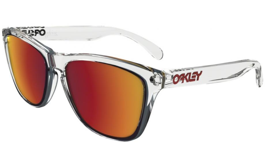 c8497d82c Oakley Frogskins Crystal Collection OO9013-A5 Prescription Sunglasses |  Shade Station