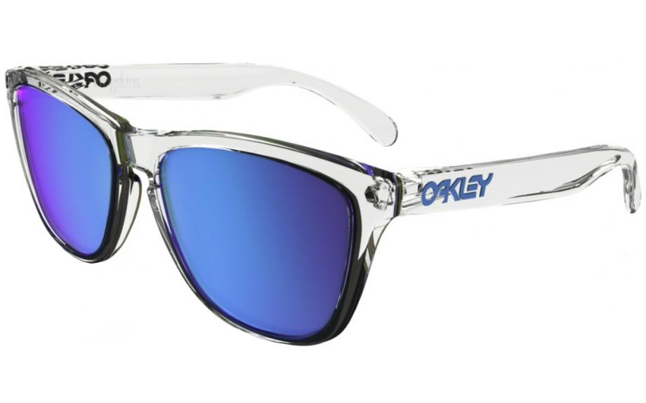 oakley sunglasses price in india  Oakley Frogskins Crystal Collection OO9013-A6 Sunglasses