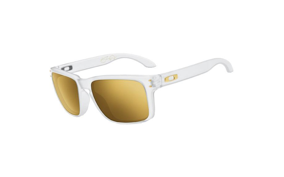 Oakley Shaun White Gold Series Holbrook OO9102-42 Sunglasses | Shade Station