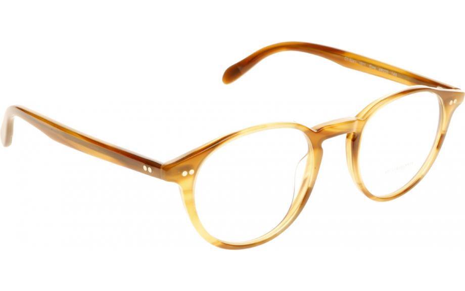 Oliver Peoples Elins OV5241 1011 50 Prescription Glasses | Shade Station