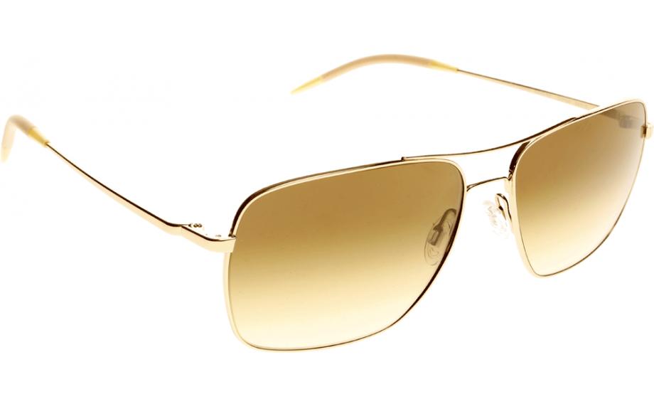 6ac12e43f4a Oliver Peoples Clifton OV1150S 503585 58 Prescription Sunglasses ...