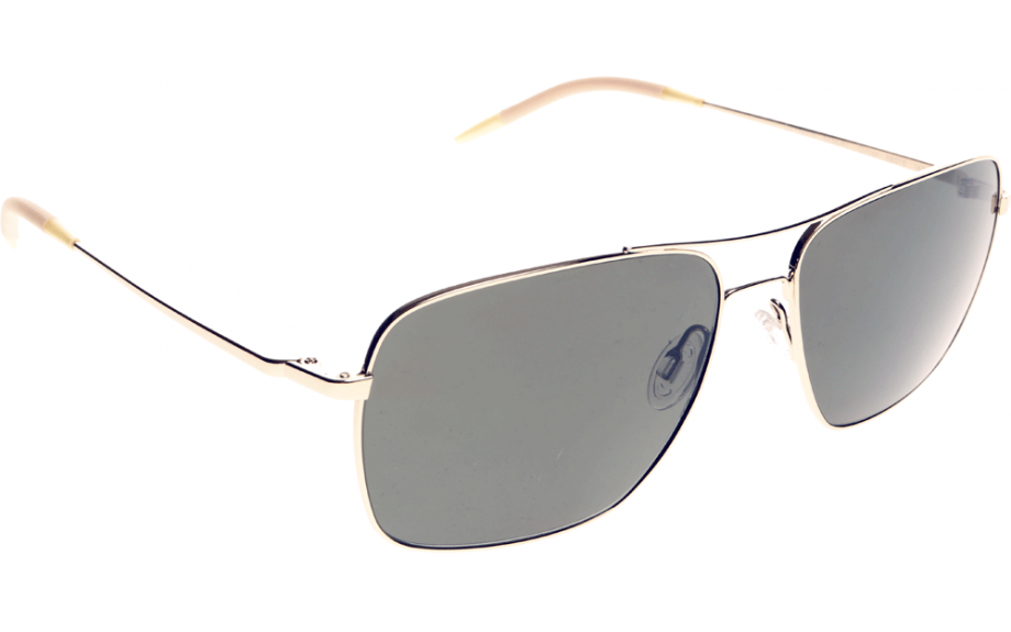 1838a89376a Oliver Peoples Clifton OV1150S 5035P1 58 Prescription Sunglasses | Shade  Station