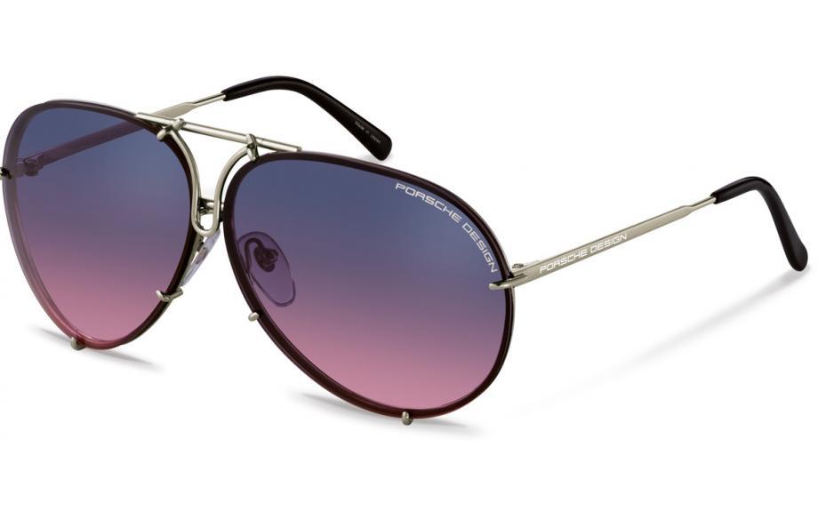 3972c22be815 Porsche Design P8478-M-6610-135-V574-E89 Prescription Sunglasses | Shade  Station