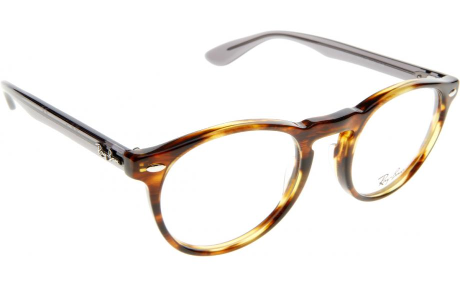 Prescription Glasses Ray Ban Rx5237 : Ray-Ban RX5283 5607 49 Prescription Glasses Shade Station