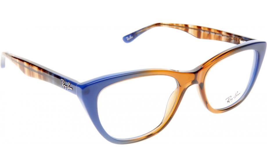 Prescription Glasses Ray Ban Rx8403 : Ray-Ban RX5322 5488 51 Prescription Glasses Shade Station