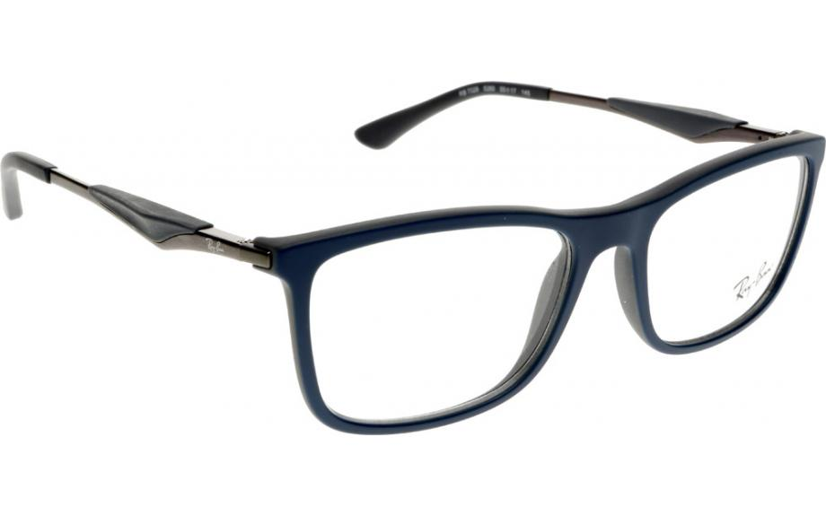 Ray-Ban RX7029 5260 55 Prescription Glasses Shade Station