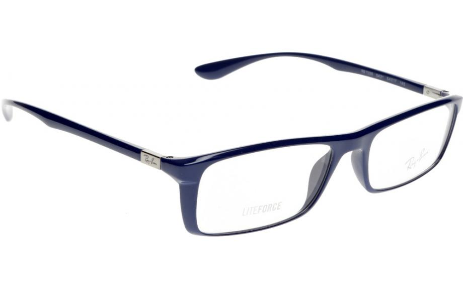 Prescription Glasses Ray Ban Rx5237 : Ray-Ban RX7035 5431 54 Prescription Glasses Shade Station