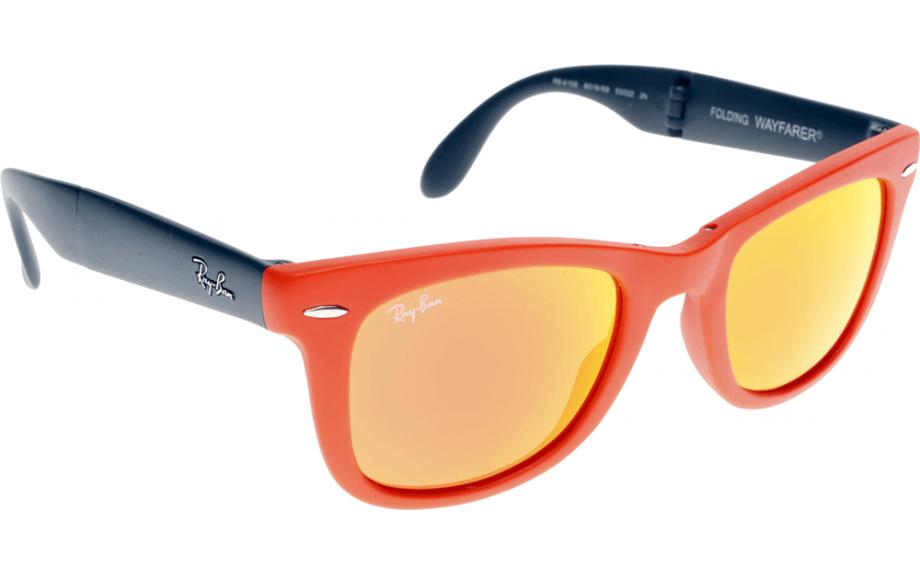 ray ban folding wayfarer on sale  ray ban folding wayfarer rb4105 sunglasses