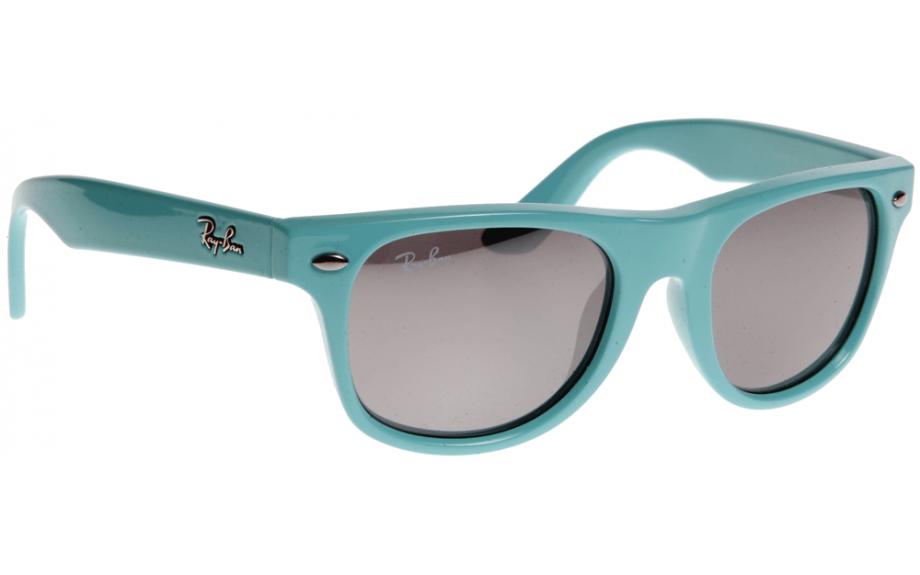 ray ban wayfarer turquoise  ray ban junior wayfarer rj9035s sunglasses