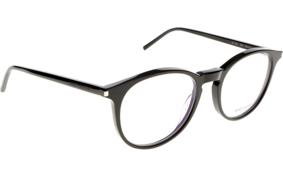 ae288000a8 Saint Laurent SL 106 001 50 Prescription Glasses