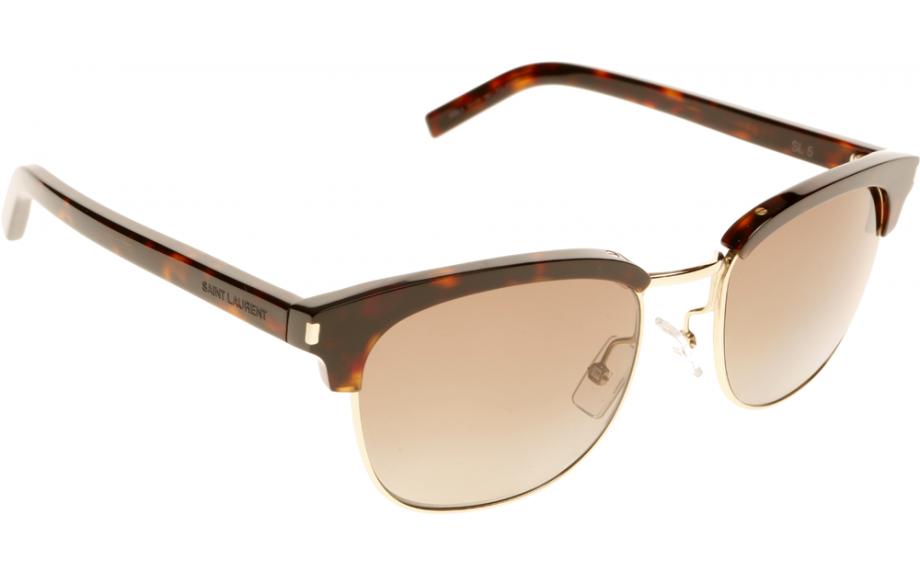 e24a57a1cdf Saint Laurent SL5 AUD LA 52 Sunglasses