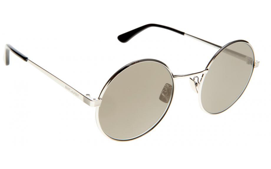 d002145ab93 Saint Laurent SL 136 ZERO 001 52 Prescription Sunglasses
