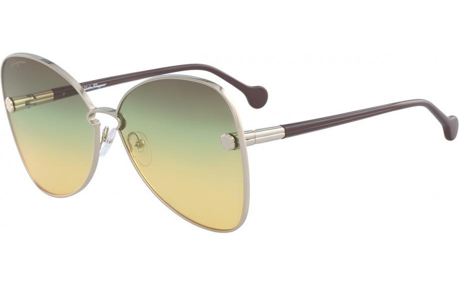 a51e443d0e Salvatore Ferragamo SF184S 707 64 Sunglasses