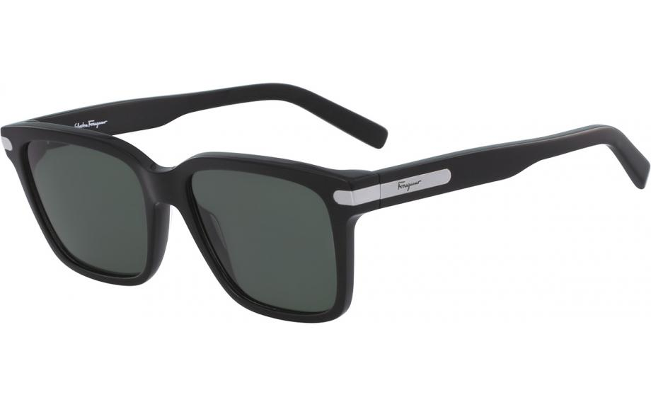 dc97321810 Salvatore Ferragamo SF917S 001 55 Sunglasses