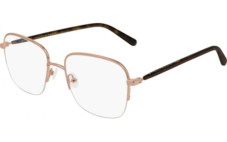 7b53cb2be09 Stella McCartney SC0185O 002 52 Prescription Glasses