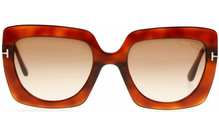 d74397a0b6 Tom Ford Jasmine-02 FT0610 53F 53 Sunglasses