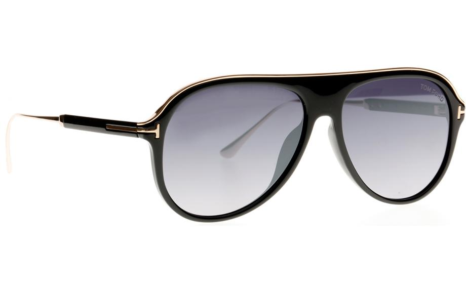 7178c33805dc0 Tom Ford Nicholai-02 FT0624 01C 57 Sunglasses