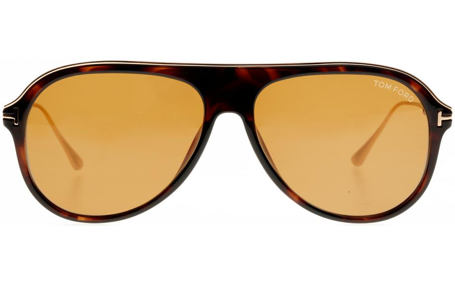 c8bc46d5bcbd Tom Ford Nicholai-02 FT0624 52E 57 Sunglasses