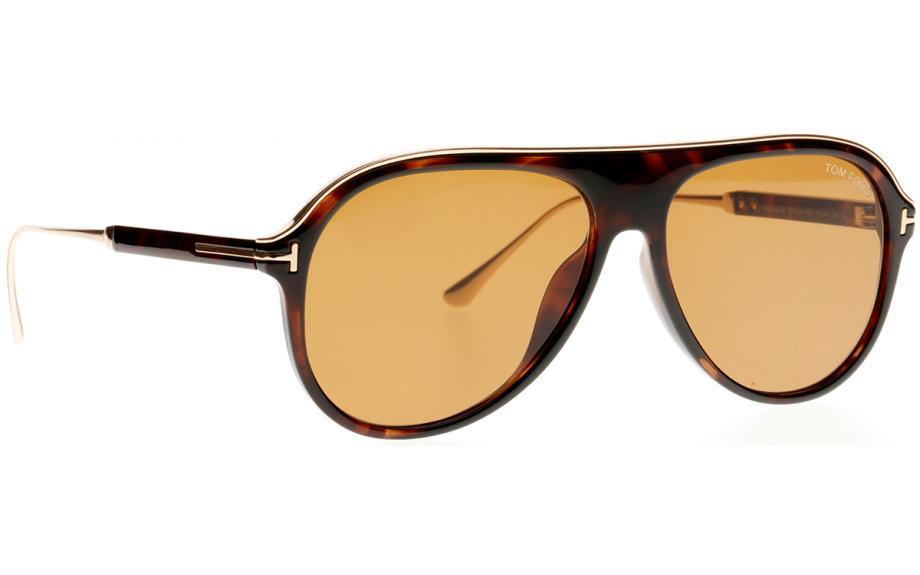 Tom Ford Nicholai-02 FT0624 52E 57 Prescription Sunglasses   Shade Station d0c3a5885cee