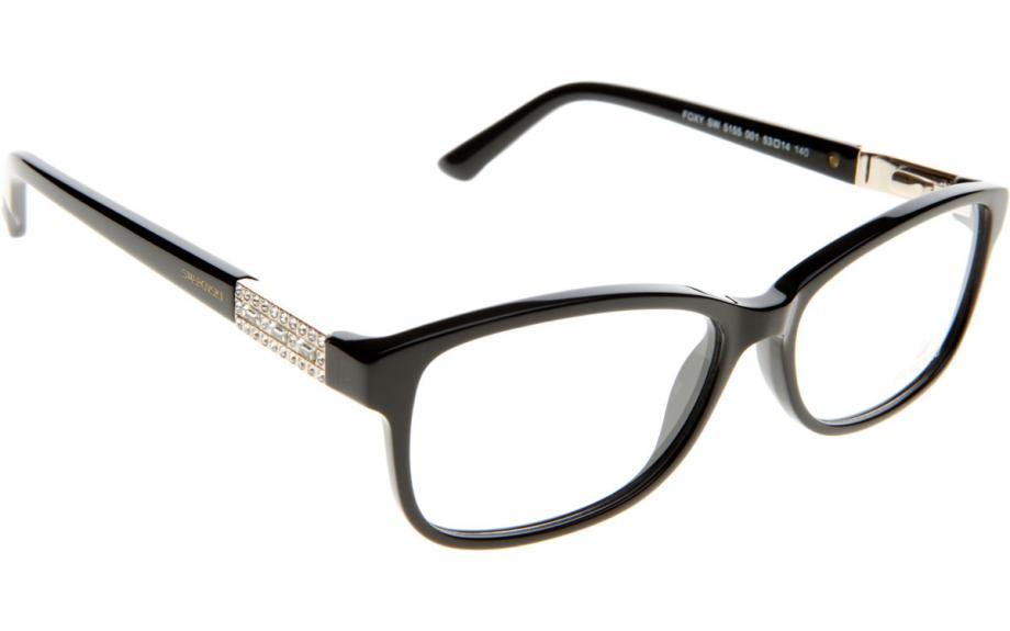 ca1a342935 Swarovski Foxy SK5155 001 53 Prescription Glasses | Shade Station