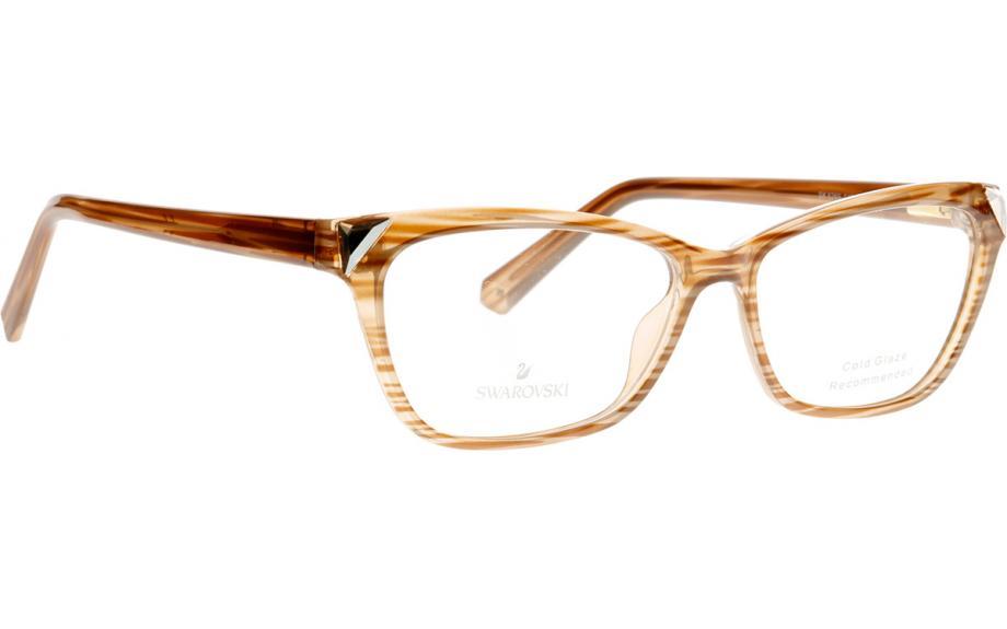 341c20638b9a Swarovski SK5269 047 54 Prescription Glasses