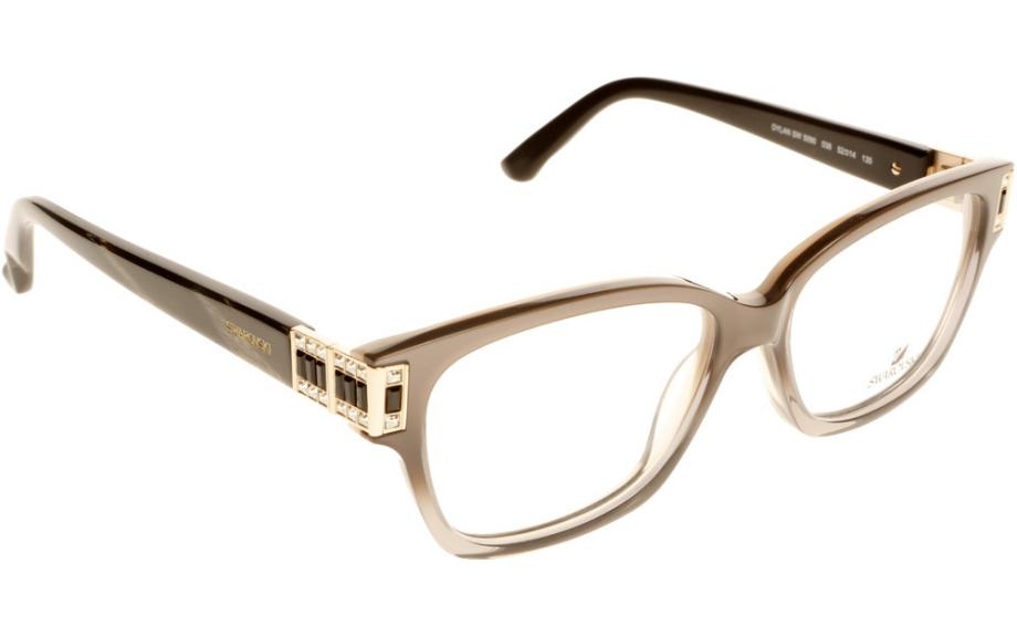 32c892b5f23e Swarovski Dylan SK5090 038 52 Prescription Glasses
