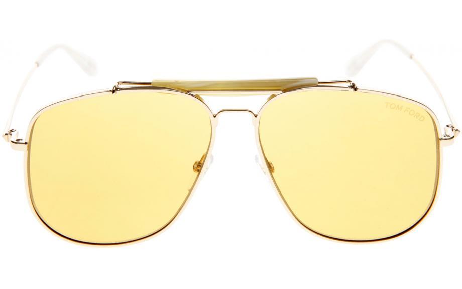 77a0f216eb50b Tom Ford Connor-02 FT0557 S 28E 58 Sunglasses