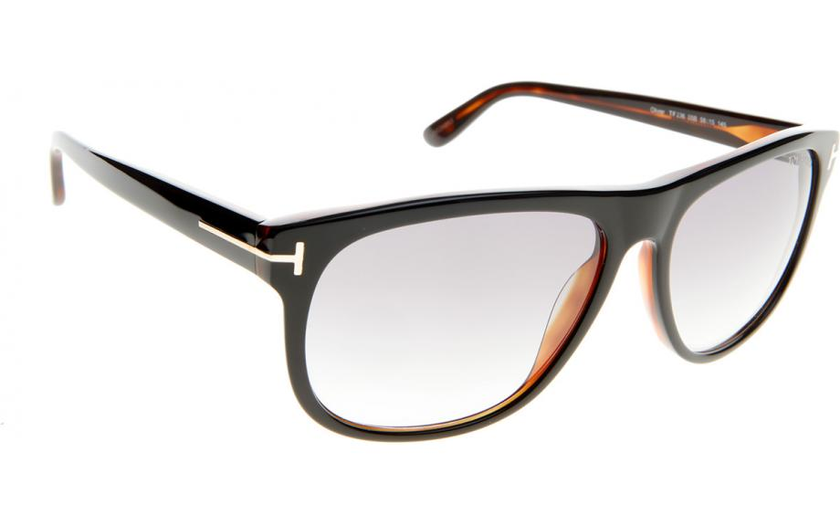 2a87ceeaeb19 Tom Ford Olivier FT0236 05B 58 Prescription Sunglasses