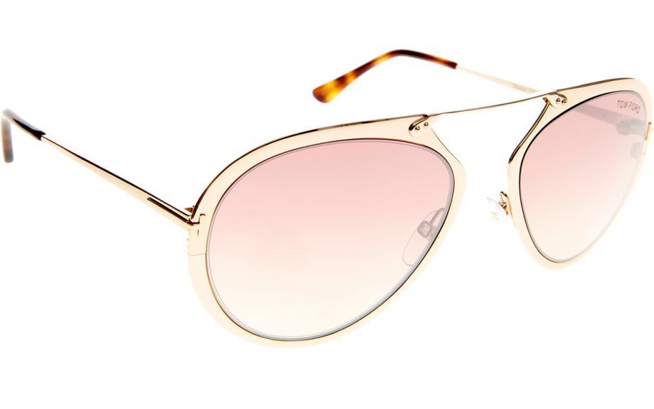 Tom Ford Sonnenbrille Dashel (FT0508 28Z 55) FaOnr5ER