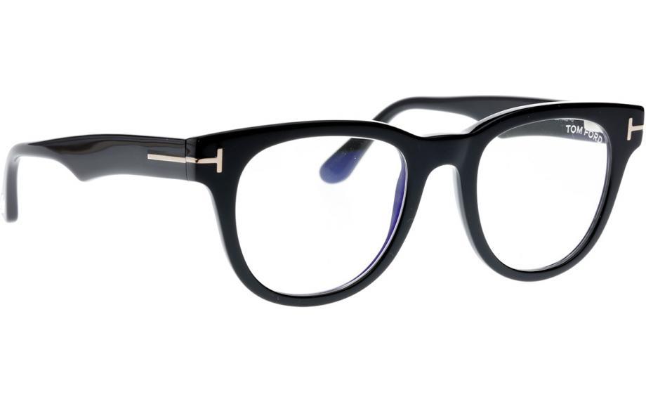 190cca2ed3ea Tom Ford FT5560-B 001 48 Prescription Glasses