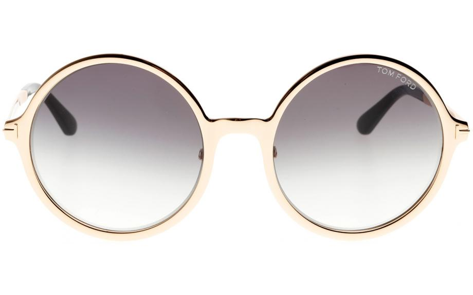 5461cbe3cfd Tom Ford Ava-02 FT0572 S 28B 57 Sunglasses