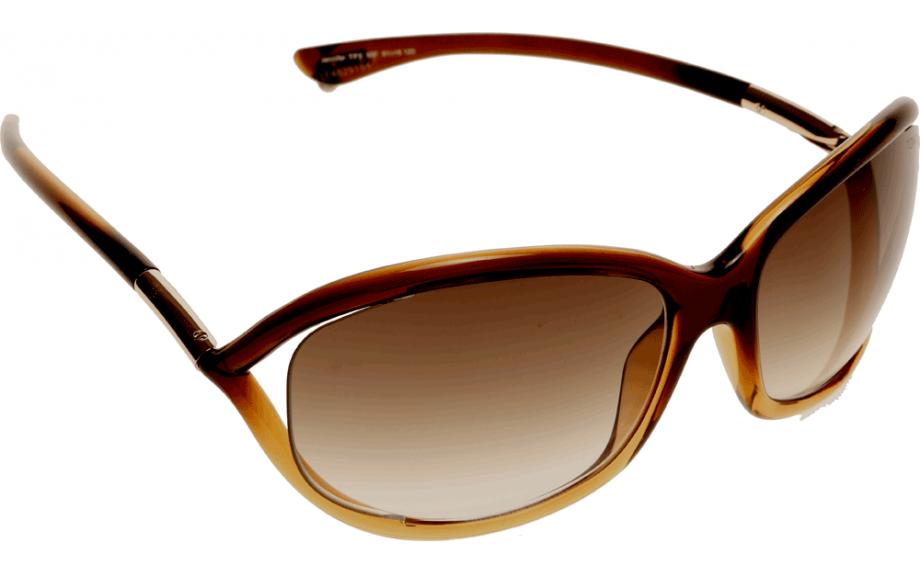 8119899918ea Tom Ford Jennifer FT0008 50F 61 Sunglasses