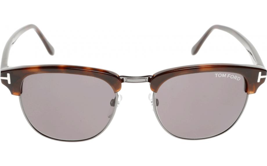 0b1940ea91866 Tom Ford Henry FT0248 52A 53 Prescription Sunglasses