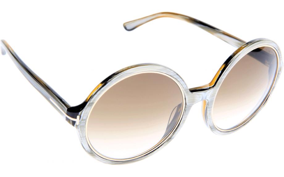 b1d402bb71 Tom Ford Carrie FT0268 62F Prescription Sunglasses