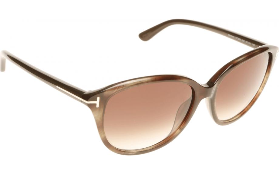 48907aad434c Tom Ford Karmen FT0329 50P 57 Sunglasses