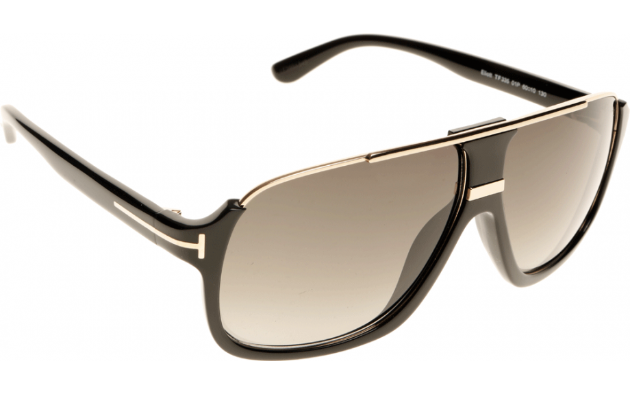 90b568e471c Tom Ford Elliot FT0335 01P 60 Sunglasses