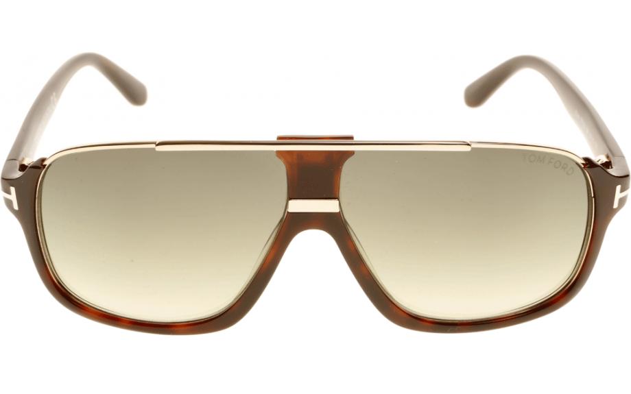 d7ba36569ca Tom Ford Elliot FT0335 56K 60 Sunglasses