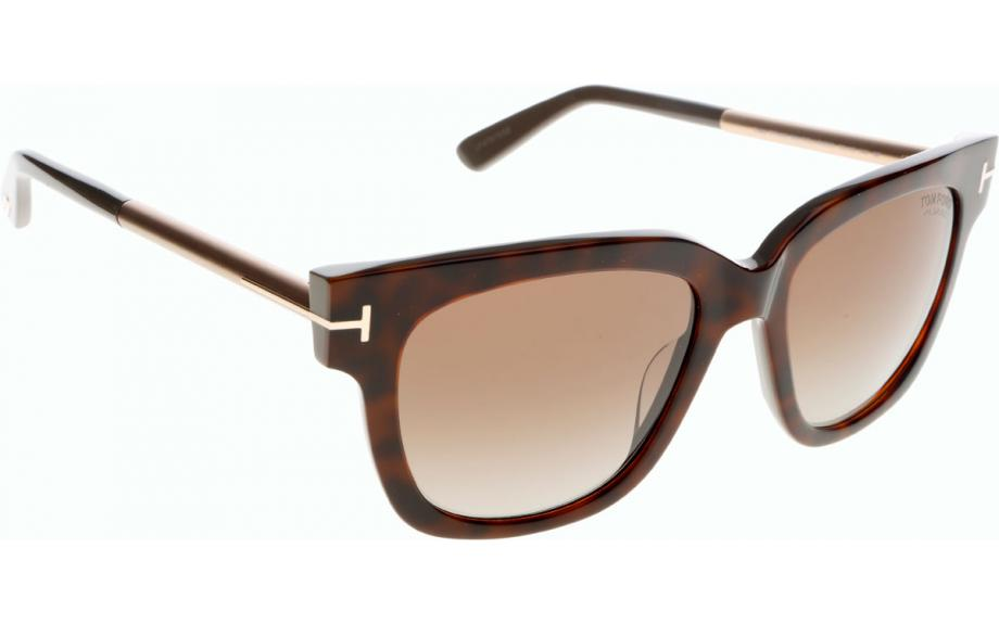 Tom Ford Sonnenbrille Tracy (53 mm) braun AQXL4UdlS6