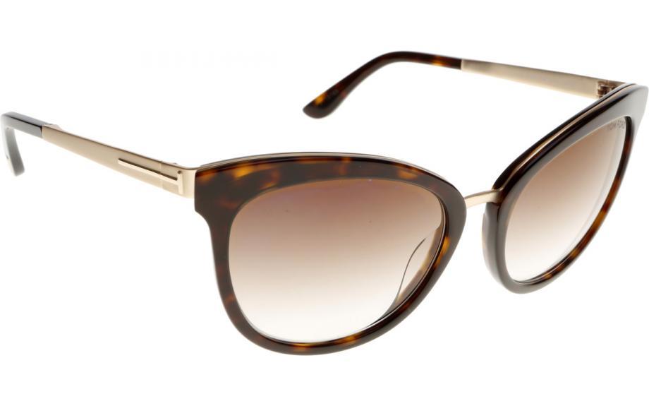 Tom Ford Damen Sonnenbrille »Emma FT0461«, braun, 52G - braun/braun
