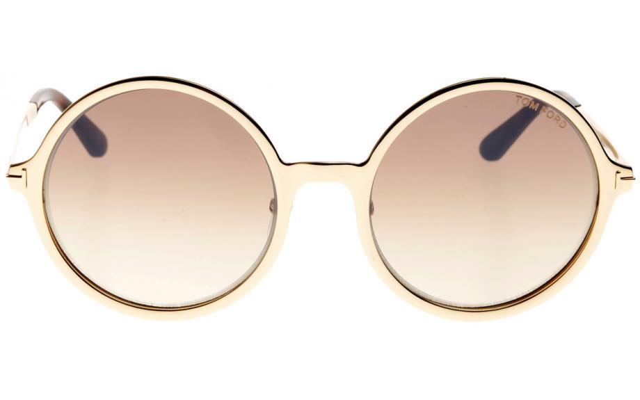 0d145038410 Tom Ford Ava-02 FT0572 S 28G 57 Sunglasses