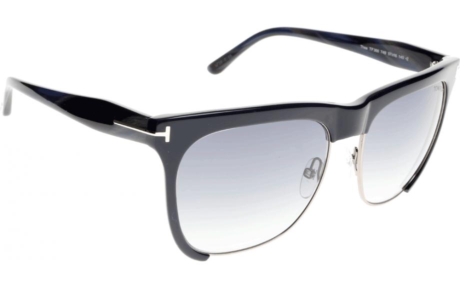 e96a8699b422f Tom Ford Thea FT0366 74B 57 Sunglasses